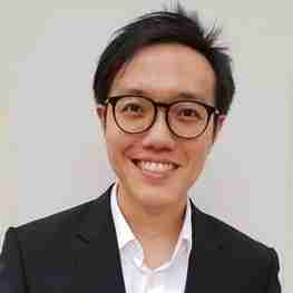 Reuben Chen - Content Strategist and Account Manager